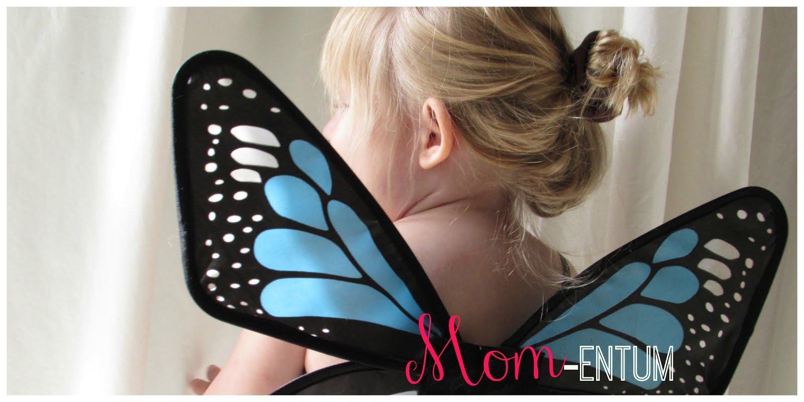 Mom-entum musings