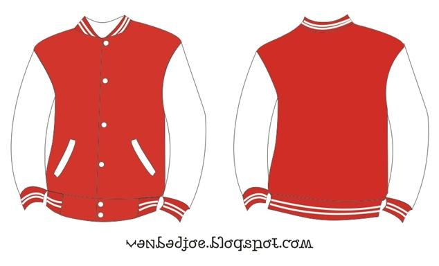 ... desain jaket baseball buat kamu yang milih jaket baseball untuk jaket