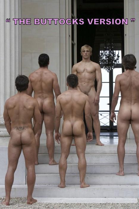 The Buttocks Version