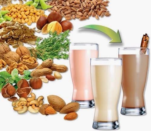 Veriedad en Leches y bebidas vegetales