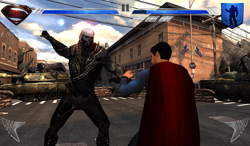 Man Of Steel APK DATA Latest Version Free