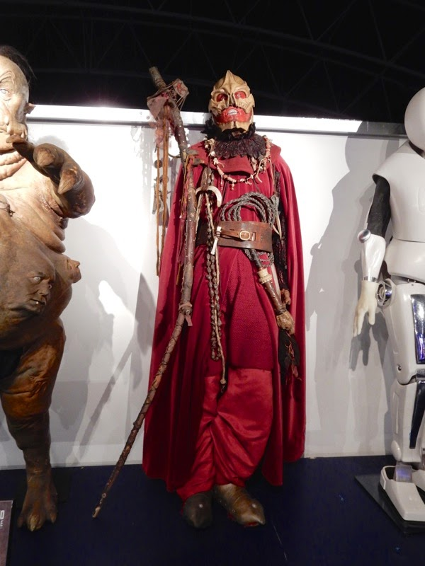 Sycorax Leader costume Doctor Who 2005 Christmas Special