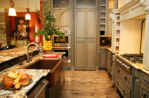 Luxury Kitchens Designs
