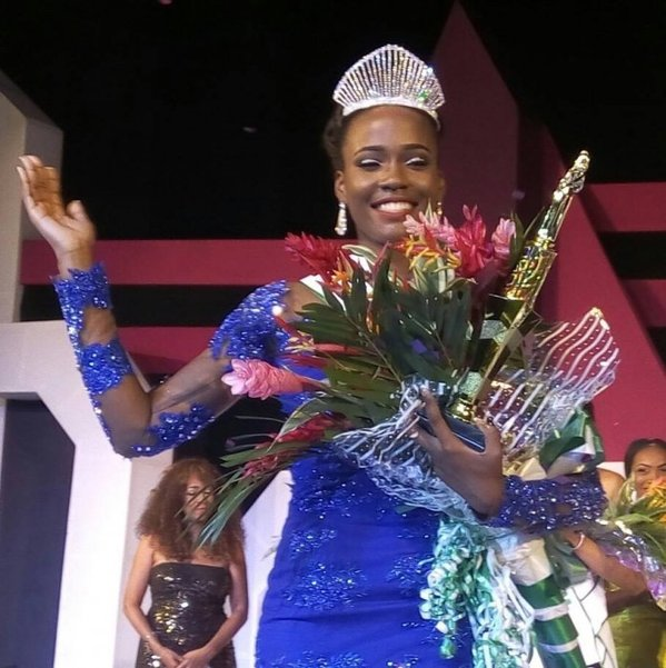 2015 MBGN Queen, Unoaku Anyadike Contested Last Year But Lost