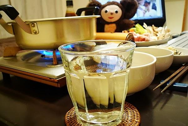 鍋には圧倒的に日本酒が合う。