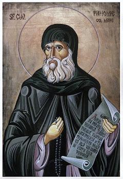 Sfantul Pahomie cel Mare praznuit de Biserica Ortodoxa pe 15 mai