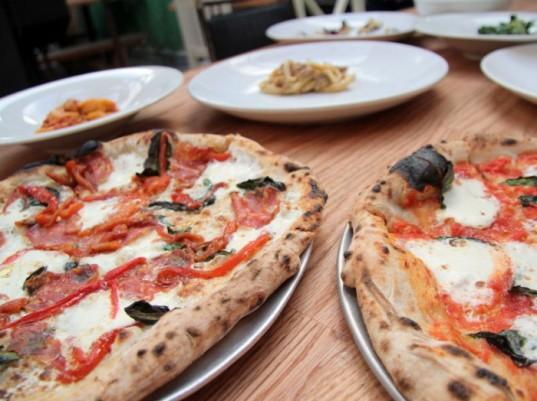 Pizza à Brooklyn