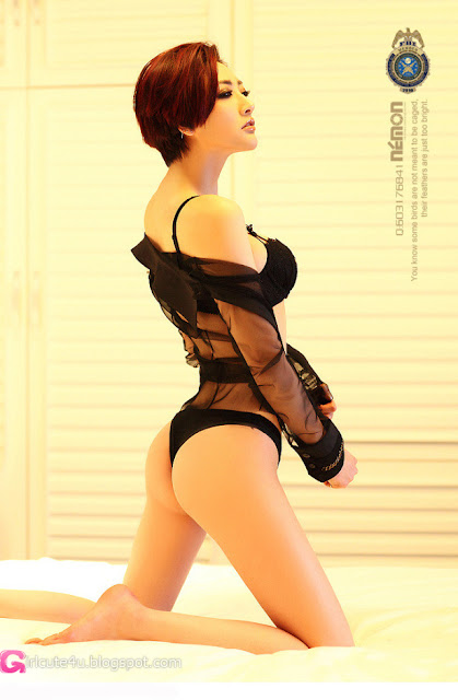 2 Short sexy hair-very cute asian girl-girlcute4u.blogspot.com