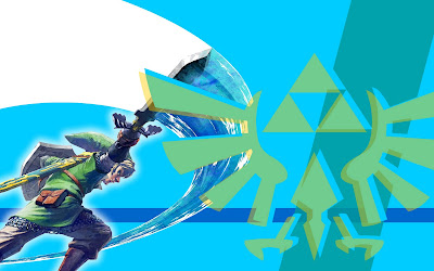 fondos de pantalla de zelda skyward sword