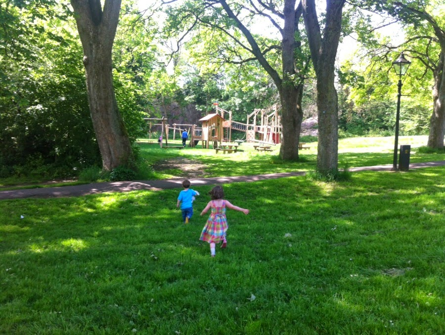 Clifton playground