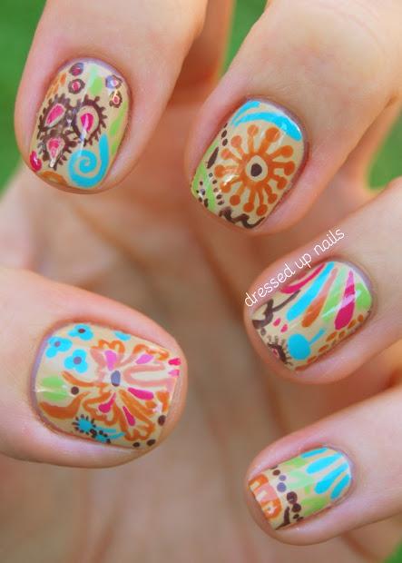 geminita henna dan nail art karya