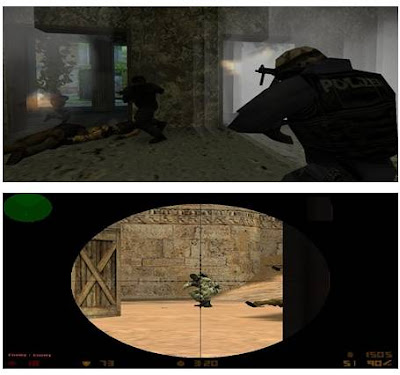 Counter Strike: is known to be one of the most popular PC games of all time. Personally I've not played this game but have seen many of my friends playing this for hours. Excellent graphics, sounds, visualizations, different stages made this game popular among game lovers. You can play this game as a single user and can also play with multi players. This action game has been released in different versions like Counter Strike Zero Condition, 1.6 Multi user game play etc. You can download Counter Strike 1.6 full game from Softpedia and start playing. Full version of this game is sized just about 380 MB.   Download Counter Strike 1.6 Full Game: Download Counter Strike 1.6 Full version Download GCF Scape utility Extract the downloaded game using GCF Scape utility on your system Install the game on your system.