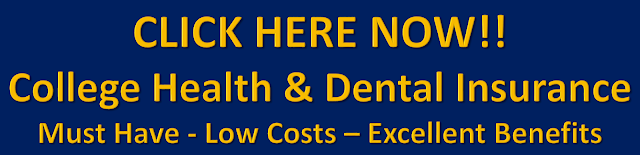 College Health and Dental Insurance