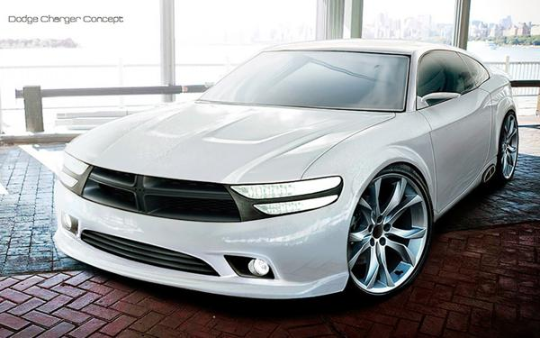 2016 Dodge Charger New Design