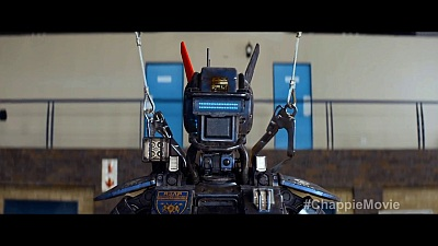 Chappie (Movie) - TV Spot 'Vision' - Screenshot