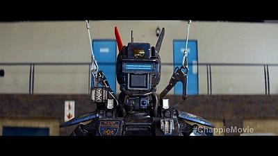 Chappie (Movie) - TV Spot 'Vision' - Screenshot