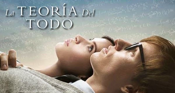 La teoría del todo, el biopic sobre Stephen Hawking