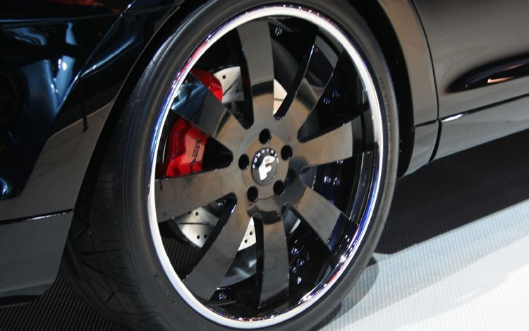 Tradecar View 2012 Ford Taurus Interceptor Stealth Concept