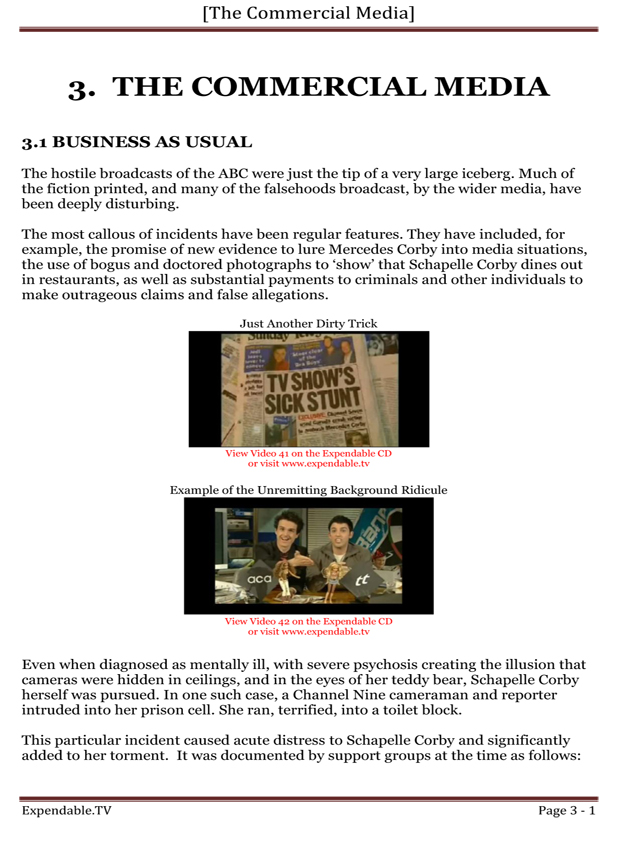 commercial media examples