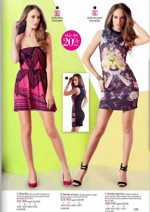 Vestidos de Moda 2015 / C-1