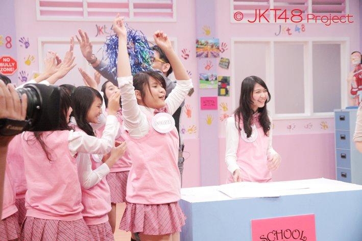 Tempatnya foto JKT48 School