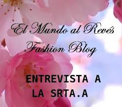 Entrevista a El Mundo Al Revés!!