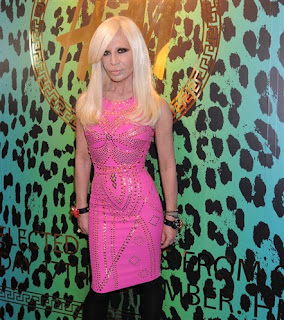 Cruise Collection, Donatella Versace