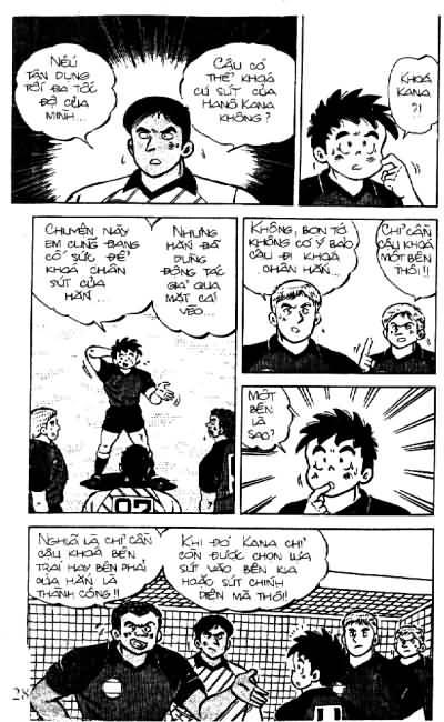 Jindodinho - Đường Dẫn Đến Khung Thành III  Tập 24 page 28 Congtruyen24h