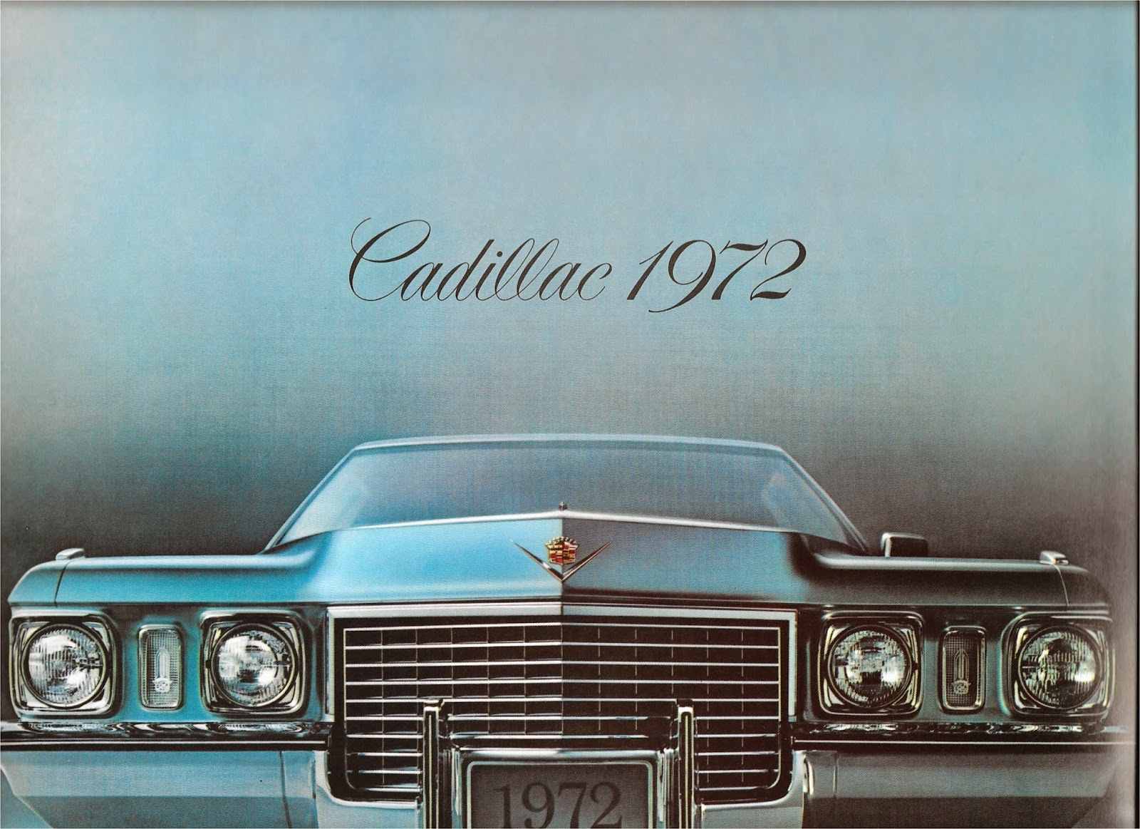 Old cars canada 1972 cadilac for General motors cars brands