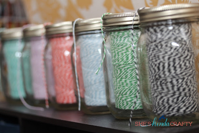 spring cleaning mason jars