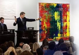 Art Auctions: Contemporary Art