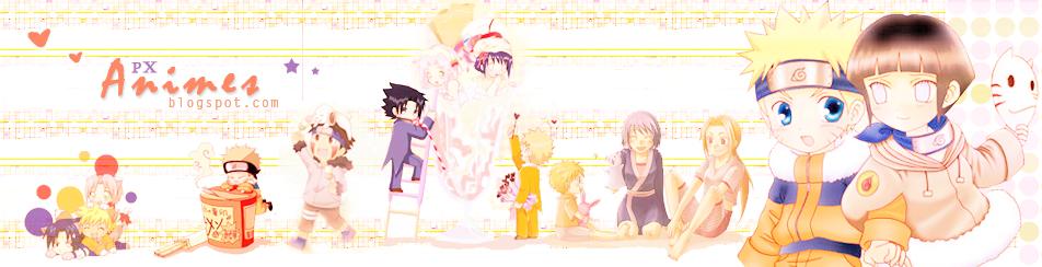 A N I M E S - Personagens X ~ ♫