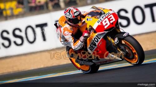 Hasil Kualifikasi MotoGP Lemans Perancis 2013