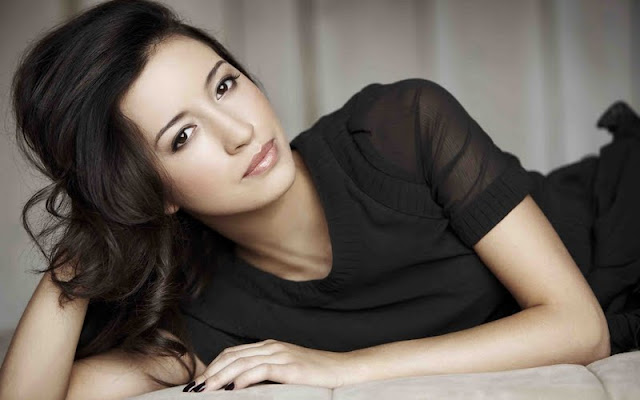 American Actress Christian Serratos