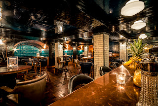 We The Food Snobs review Hawksmoor Spitalfields Bar