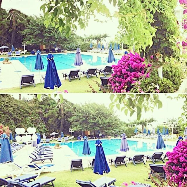 Instagram @lelazivanovic. Corfu Palace hotel. Best hotels in Corfu.