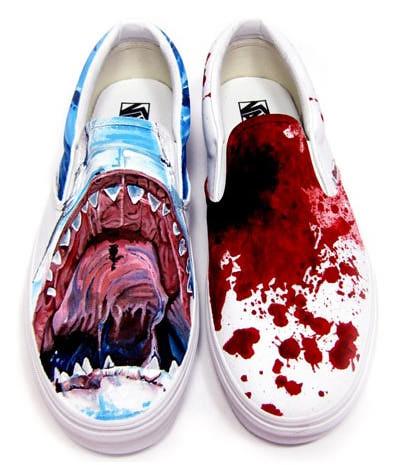 Buy Custom Painted Vans Shoes