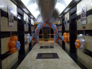 dekorasi balon U