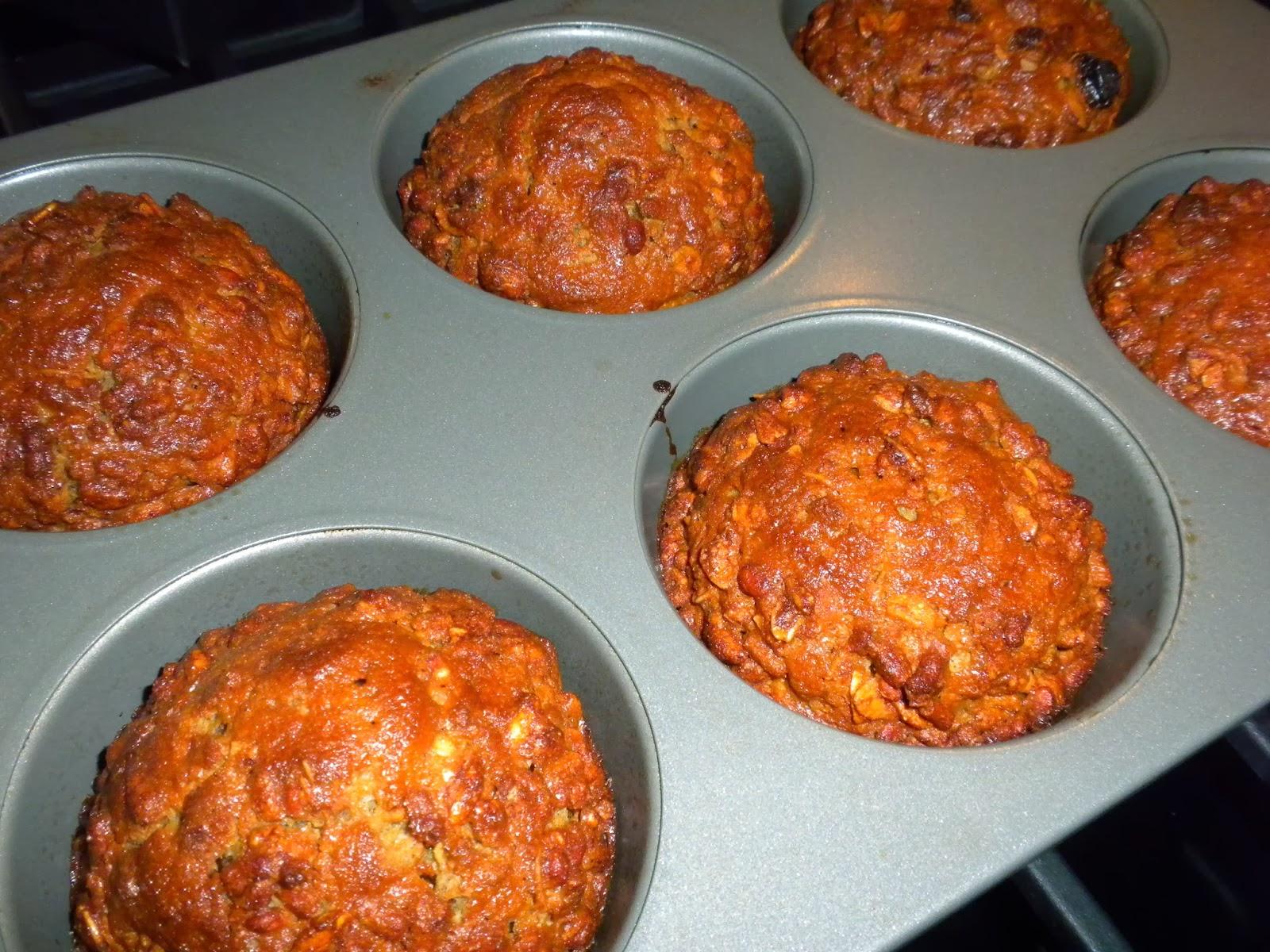 Gluten-Reduced Muffins