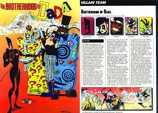 Hermandad Dada (ficha dc comics)