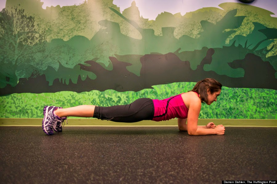 The Forearm Plank