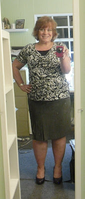 Stitches and Seams: The I Love/IHC Skirt (Butterick 5574)