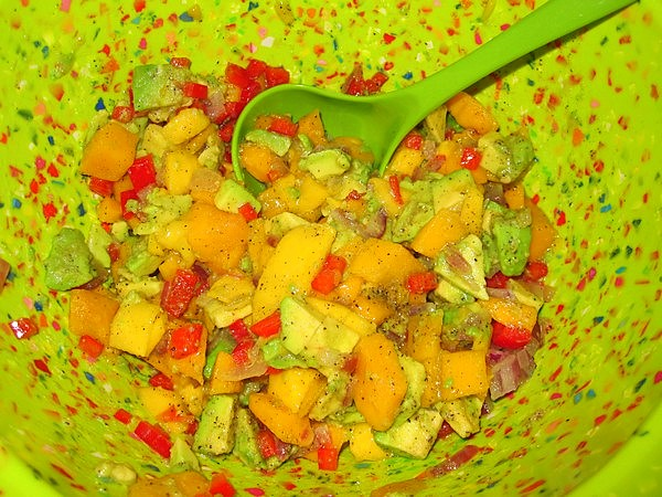 Best Mango Salsa Recipe
