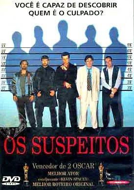 Filme Poster Os Suspeitos DVDRip XviD & RMVB Dublado