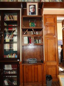 Homenaje al creador del Archivo de la Paz