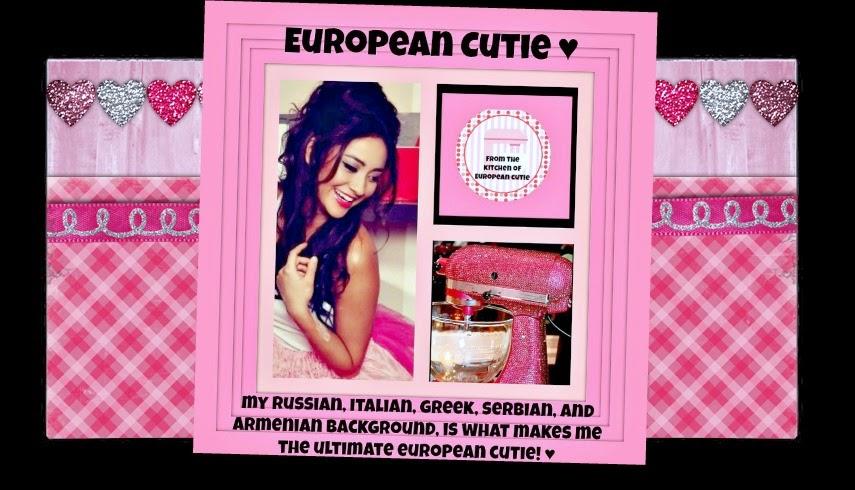 European Cutie ♥
