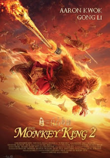 Sinopsis The Monkey King 2 (Film Hollywood)