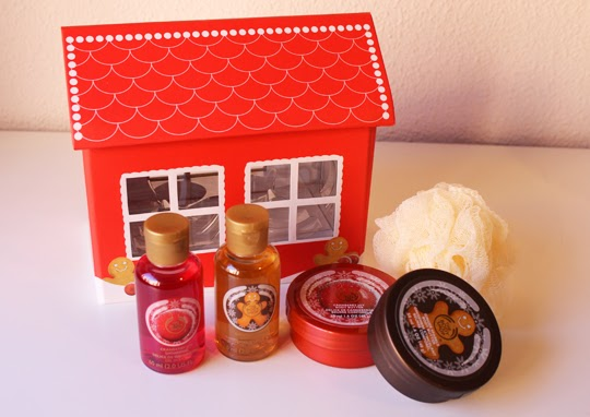 Casita de Jengibre de The Body Shop