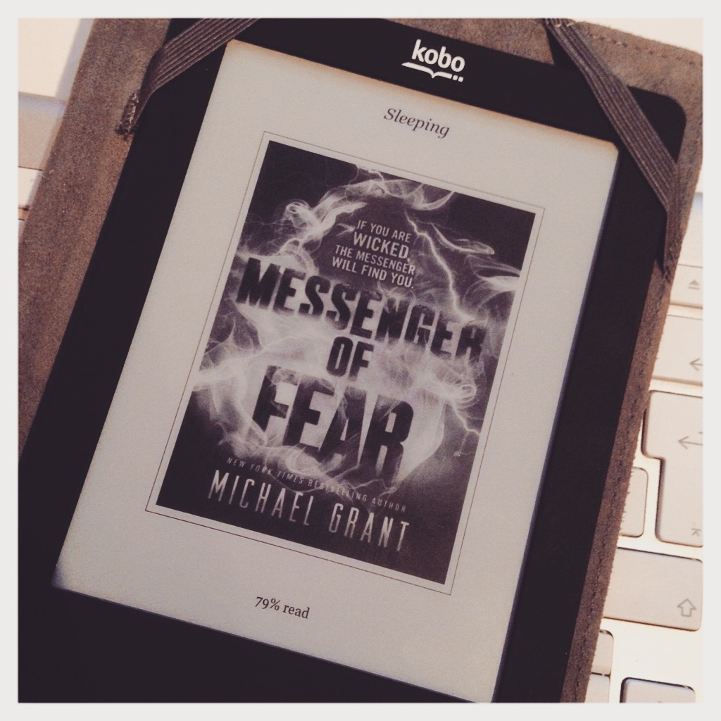 The Messenger of Fear by Michael Grant