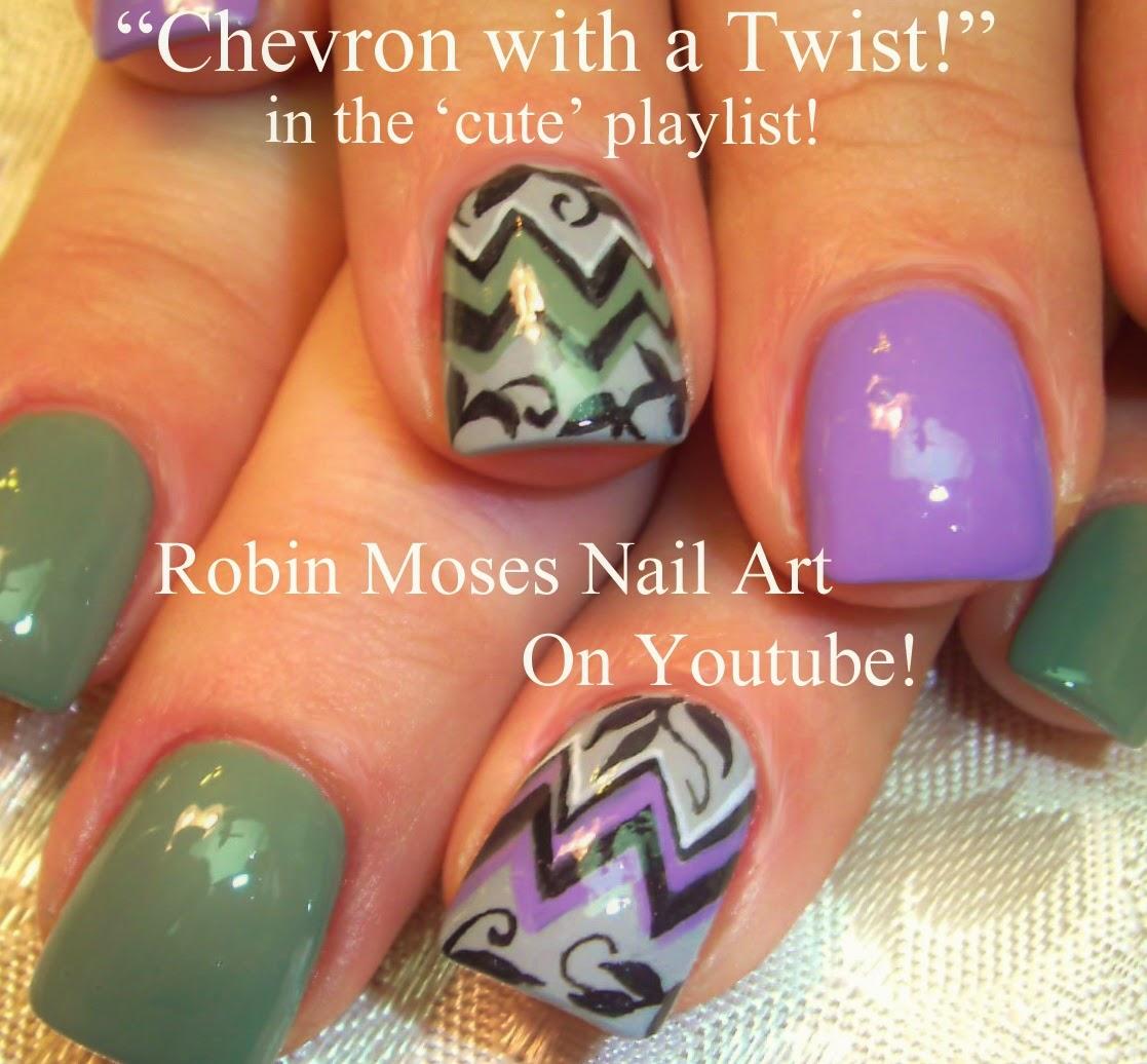 Robin Moses Nail Art February 2015: Nail Art By Robin Moses: August 2012